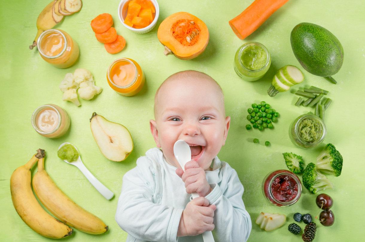Hranjivi, a lagani večernji obroci, za djecu od 6. mjeseca do 3. godine!