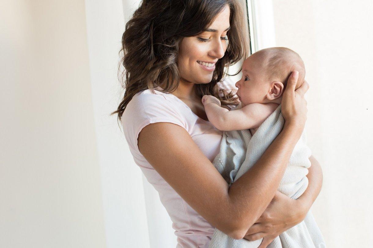 Zašo je podrigivanje važno za bebu?
