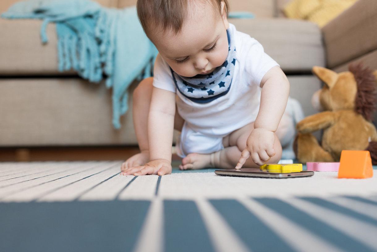 Puzanje je prirodno postignuće djeteta.