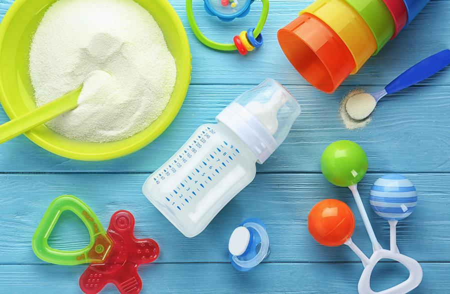 Voda za pripremu adaptiranog mlijeka