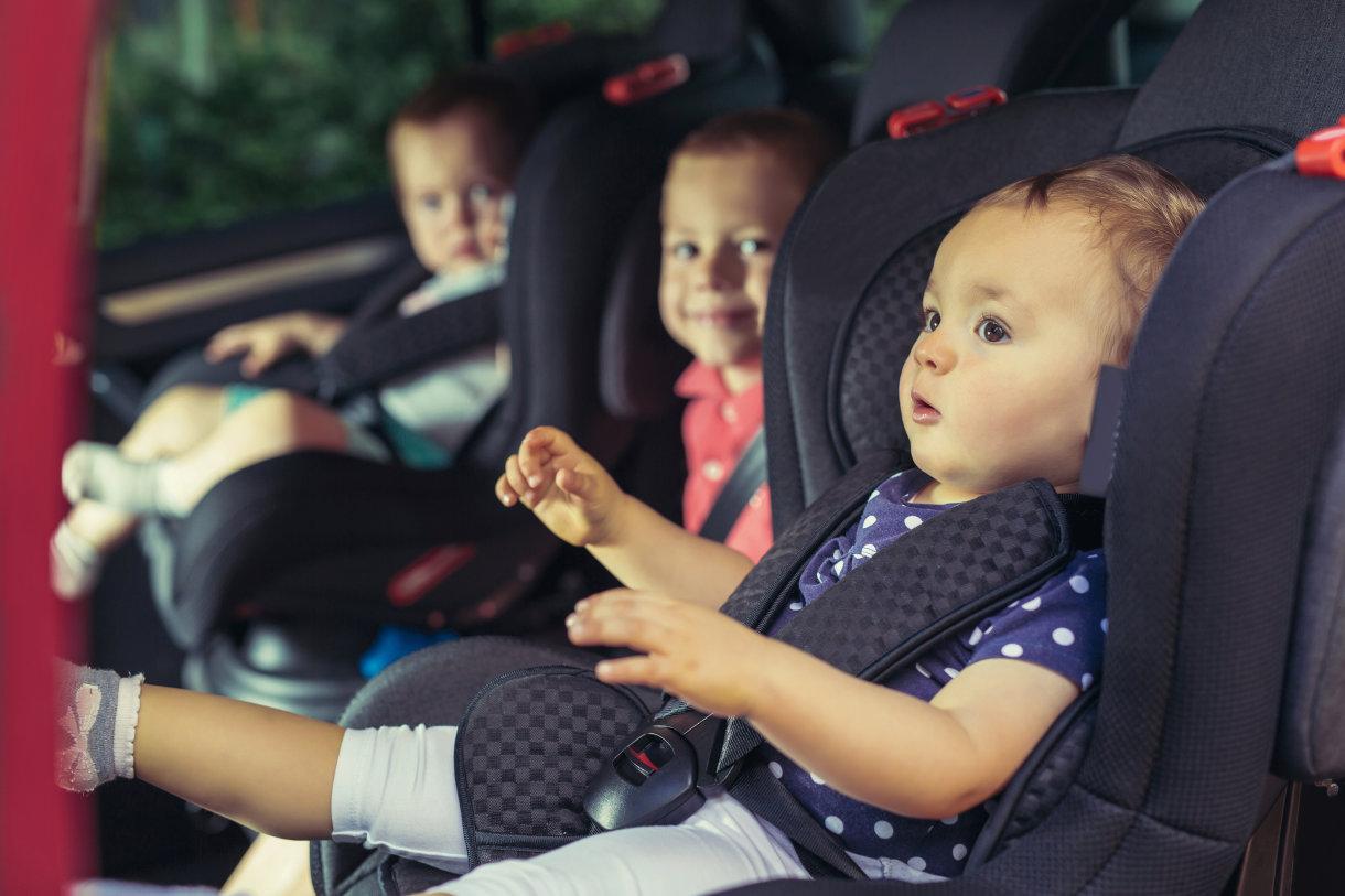 Kako odabrati autosjedalicu