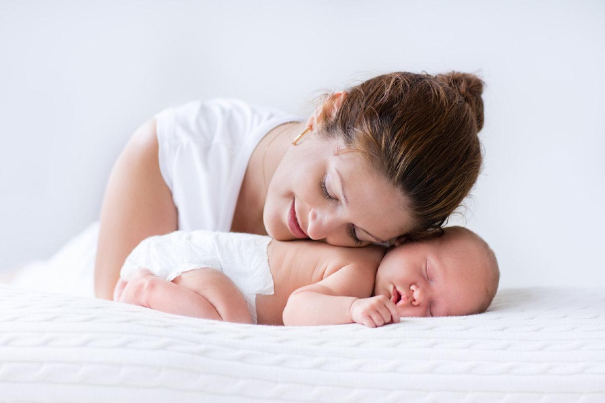 Bebinih prvih mjesec dana