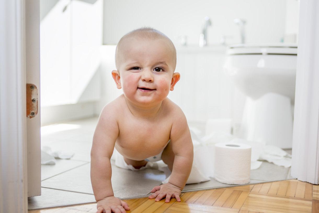 Što kad beba ima proljev?