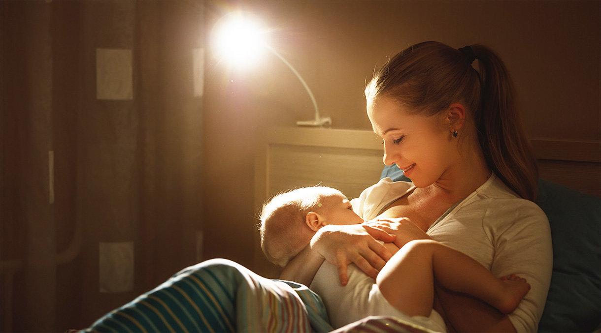 Često dojenje povećava količinu mlijeka