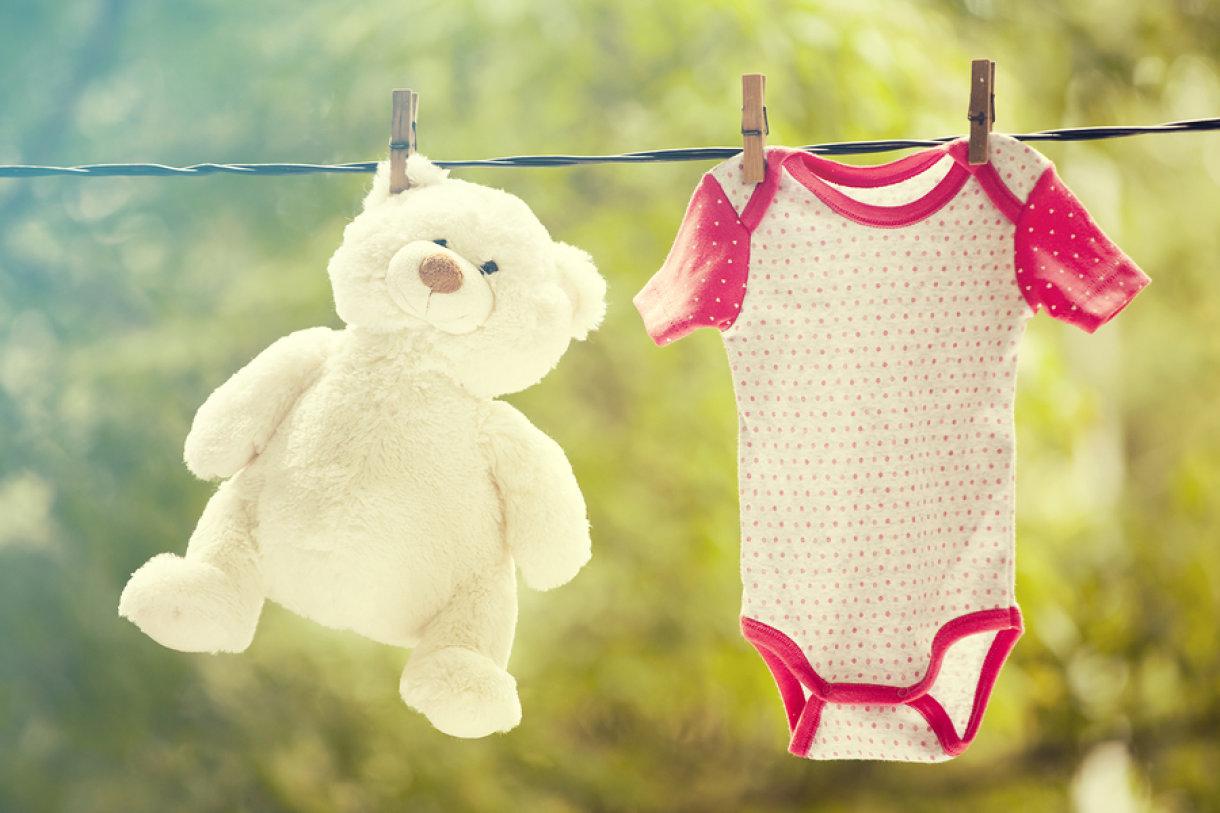 Bebe brzo rastu, pa evo kako znati koji broj odjeće im je potreban.