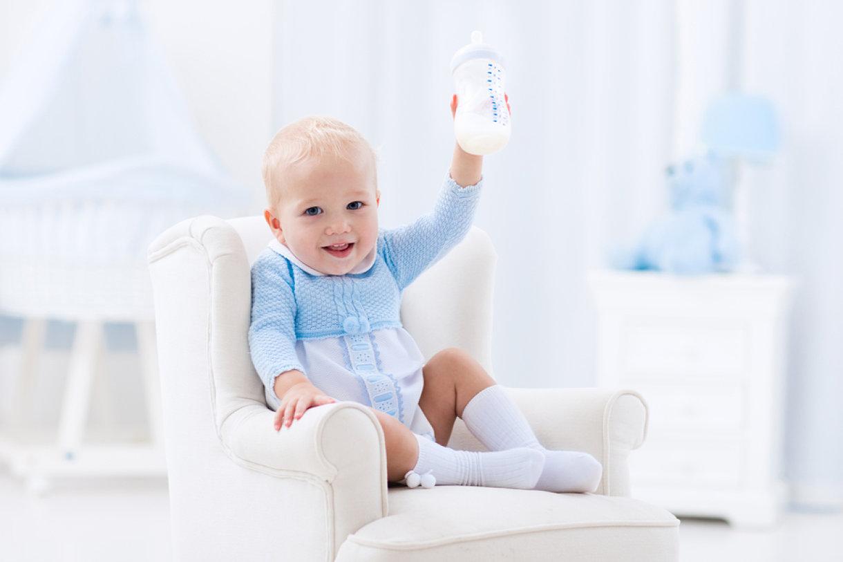 Beba postaje mali čovjek pa se mijenjaju i njene prehrambene navike