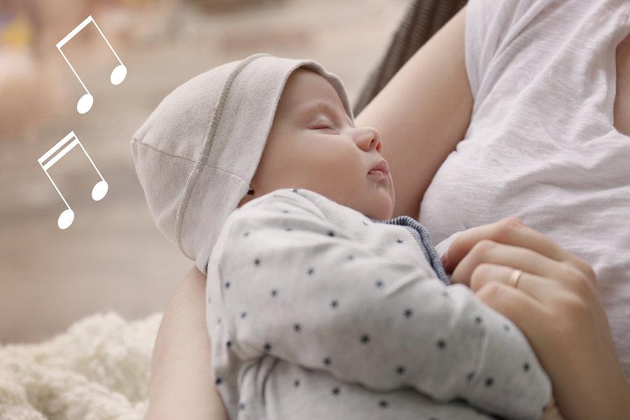 Mame već tisućama godina pjevaju svojim bebama